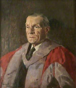 Norman Brandon Capon, MD, FRCP, FRCOG, First Professor of Child Health, University of Liverpool (1944–1957)
