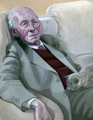 Professor Kenneth Muir (d.1997), King Alfred Chair of English Literature, University of Liverpool (1951–1974)