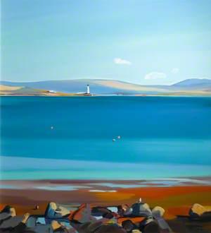 Lighthouse, Red Sands, Arran