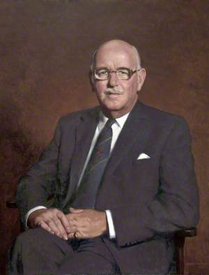 Thomas Benjamin Sands Johnson (1910–1989)