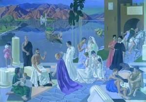 St Paul Meeting Lydia of Thyatira