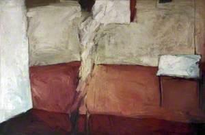Interior, One Figure, 1963