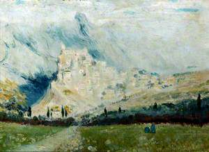 Castle in Corsica