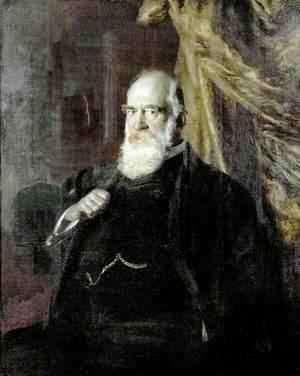Sir John Tomlinson Brunner (1842–1919), MP, Pro-Chancellor of the University of Liverpool (1909–1918)