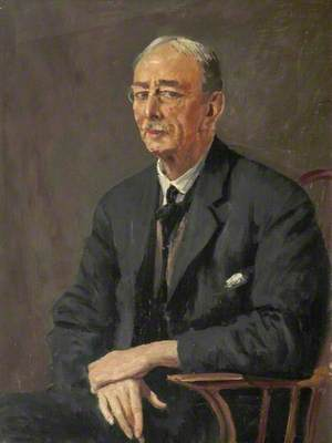 Sir Charles Scott Sherrington (1857–1952), OM, OBE, FRS, George Holt Chair of Physiology, University of Liverpool (1895–1913)