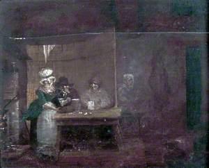 Village Inn Interior