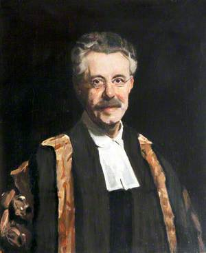 Sir Alfred William Winterslow Dale (1855–1921), Kt, LLD, MA, Principal of University College, Liverpool (1899–1903), Vice-Chancellor of the University of Liverpool (1903–1919)