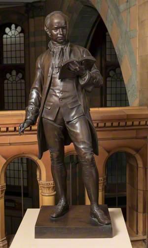 Oliver Goldsmith (1728–1774)