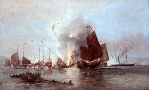 'Nemesis', East India Iron Armed Steamship