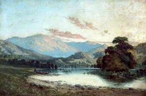 Rydal Water, Cumbria