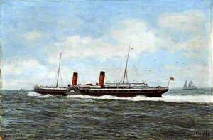 PS 'Queen Victoria'