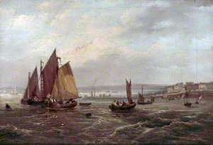 Woodside, Wirral, 1841