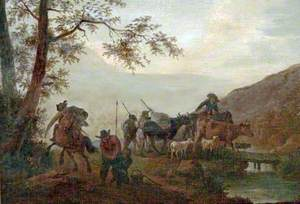 Assault on Cow Herders