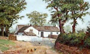 Tam o' Shanter's Cottage, Bidston, Wirral