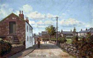 Mill Lane, Greasby, Wirral