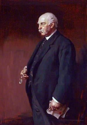 Alderman E. G. Mason, JP, Mayor of Birkenhead