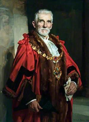 Alderman Benjamin Swanwick, Mayor of Wallasey