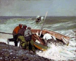 Fishermen, North East Coast