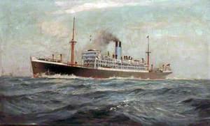 SS 'Sarpedon'