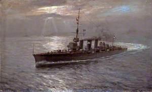 HMS 'Caroline'