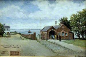 Pay Gates, Eastham Ferry, Wirral