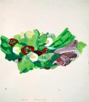 Salad Painting II (My Salad)