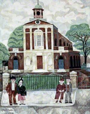 St John's Church, Islington, London
