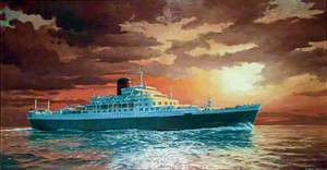 RMS 'Windsor Castle'