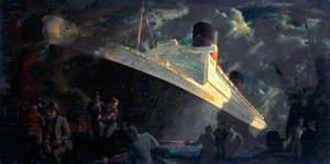 RMS 'Queen Mary'