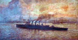 HMS 'Birkenhead'