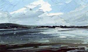 'Plein air', Hilbre Island