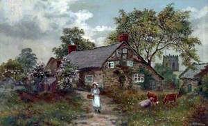 Yew Tree Cottage, Bidston, Wirral
