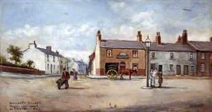 Wallasey Village, Wirral, School Lane Corner