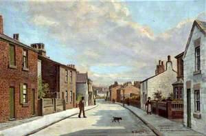 Wallasey Village Street, Wirral