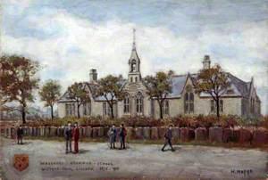 Wallasey Grammar School, Wirral, St George's Road