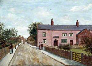 'Black Horse' Inn, Wallasey Village, Wirral
