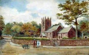 Backford Church, South Wirral