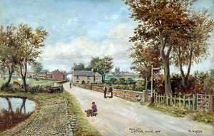 Rake Lane, Upton Village, Wirral