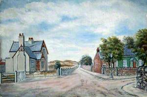 Wallasey Grove Road, Wallasey, Wirral, Station House
