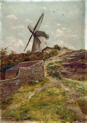 Wallasey Pinfold and Mill, Wirral