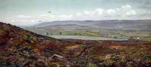 Near Hope from Scargill Moor, Yorkshire