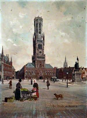 The Belfry, Bruges, Belgium