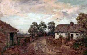 Old Cottage, Wallasey Village, Wirral