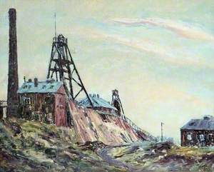 The Still Mine, Sherdley Colliery, St Helens, Merseyside
