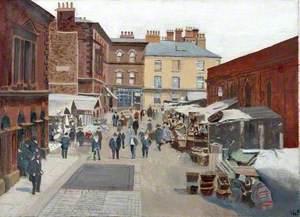 St Helens' Market
