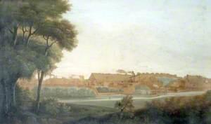 Ravenhead Glassworks, Lancashire, c.1850