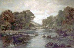The Derelict Stepping Stones, Betws-y-Coed