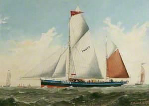 'Nell Morgan YH 1048'