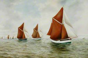 Barges Racing