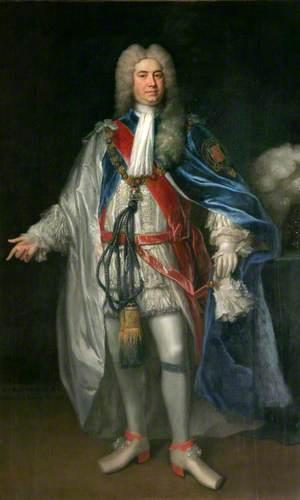 Sir Robert Walpole, KG (1676–1745)